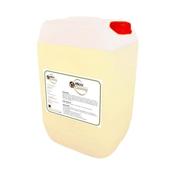 Detergente neutro con cera para aplicar en suelos como for Aplicar cera de concreto sobre baldosas